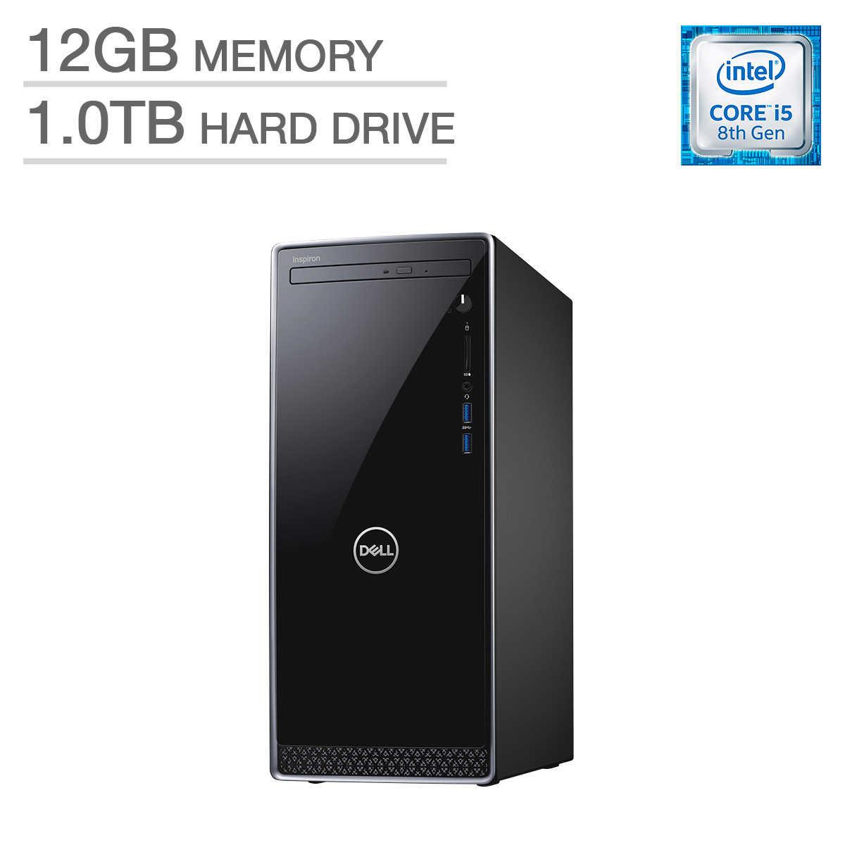 Dell Inspiron Desktop - Intel Core i5
