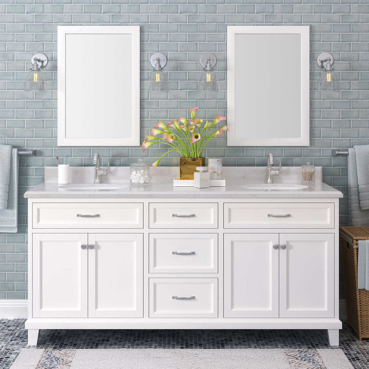 newest 0747a 12c51 Kenston Vanity Collection by Lanza
