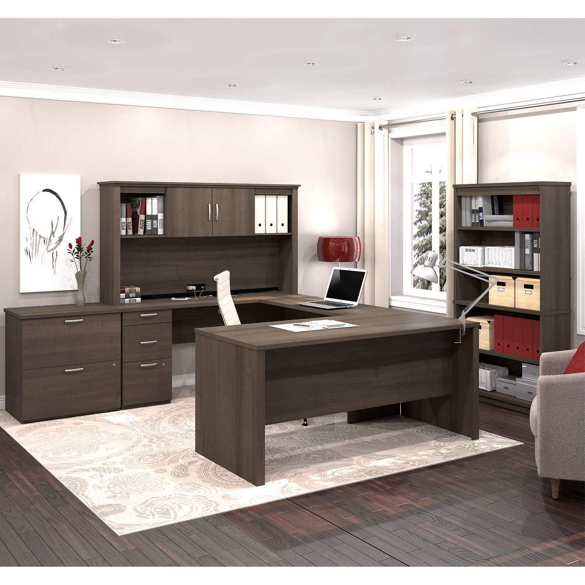 Logan Home Office Suite