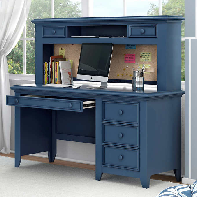 Beckham Youth Desk And Hutch