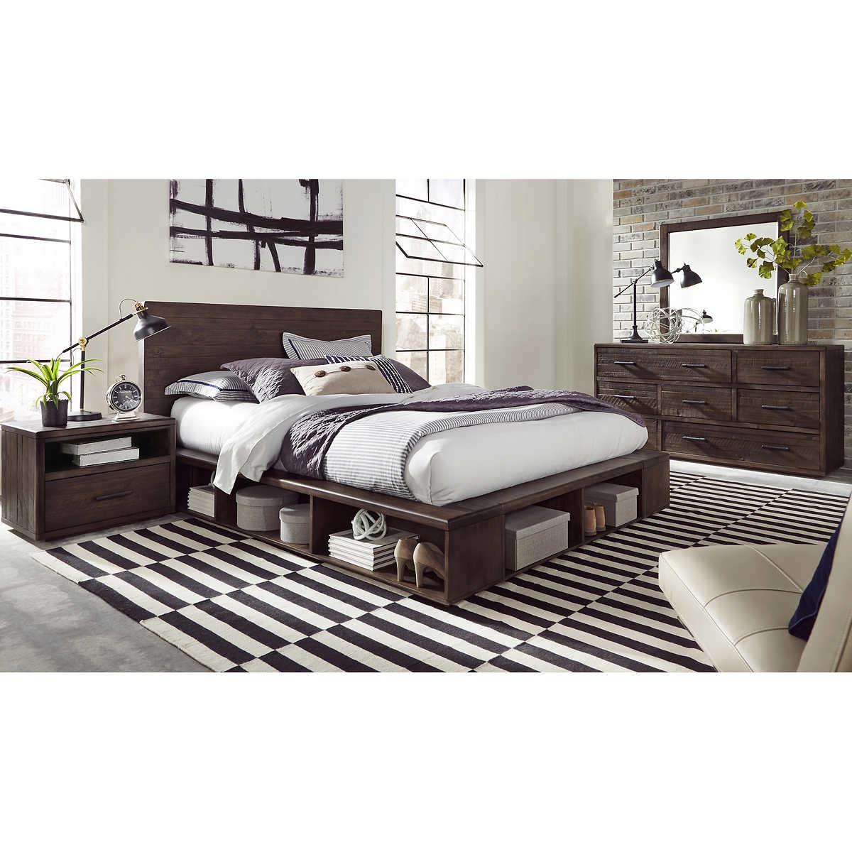 Britt 5-piece Queen Bedroom Set