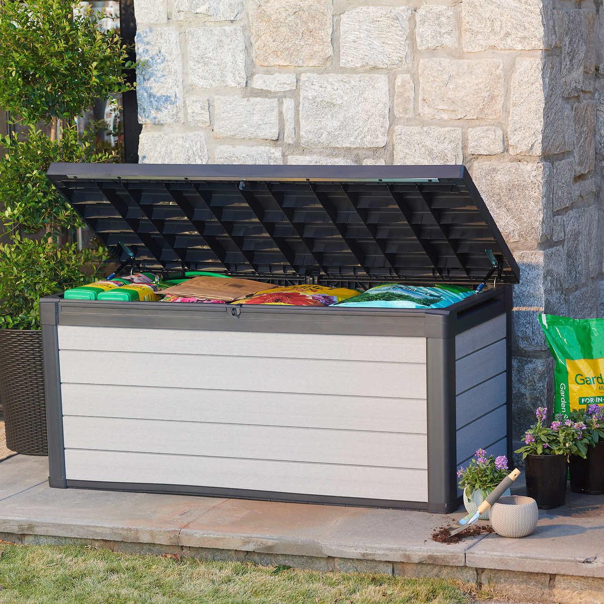 0f774b39d5db Keter 150-Gallon Deck Box