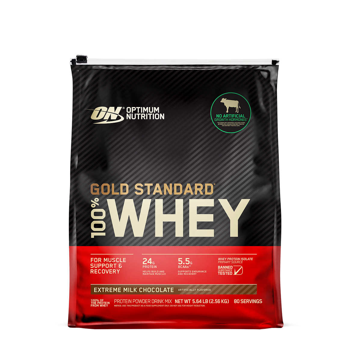 cd24d7b9e Optimum Nutrition Gold Standard 100% Whey Protein