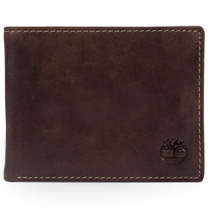 Best Mens Wallets 2020.Timberland Smooth Leather Men S Wallet