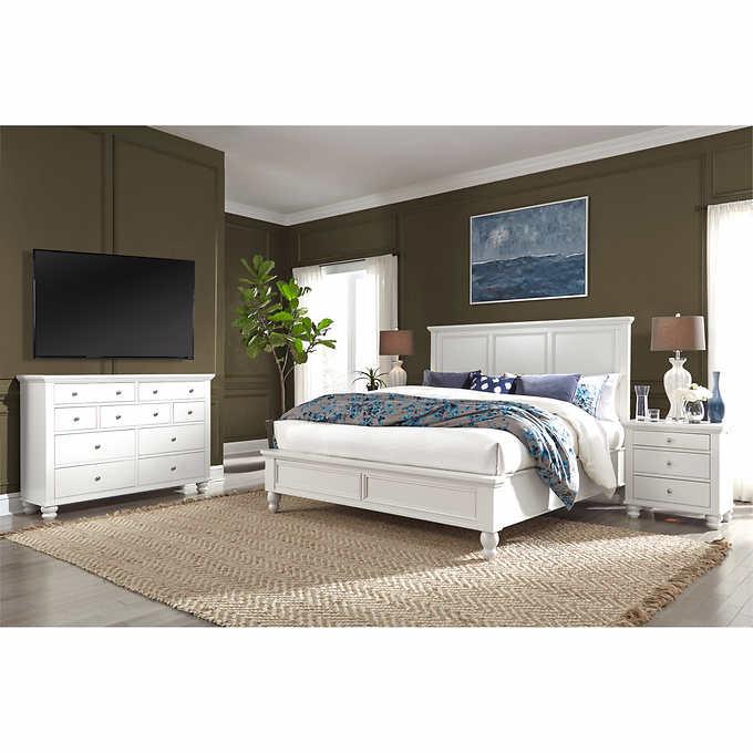 Baldwin Park 4-piece King Bedroom Set