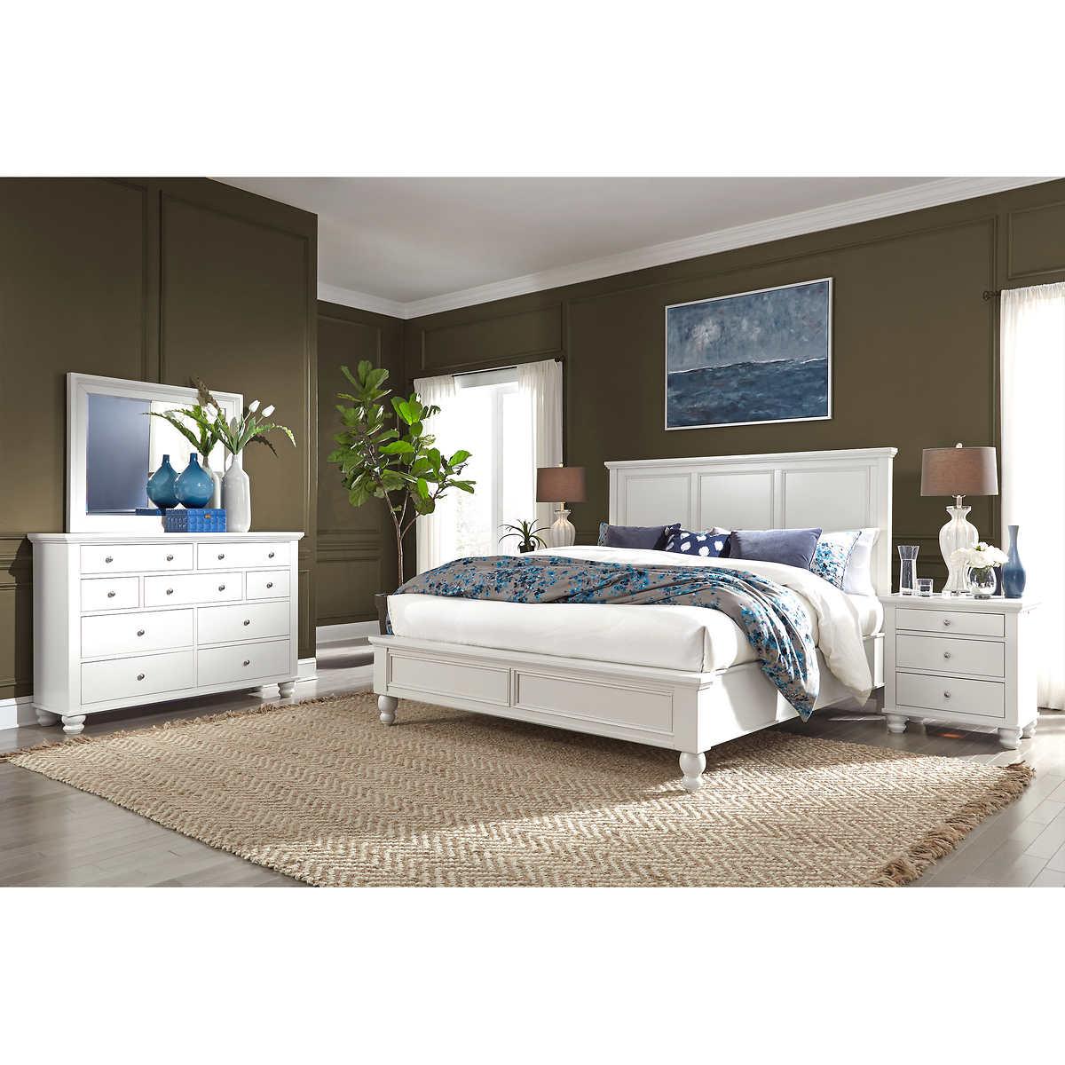 Baldwin Park 5-piece Queen Bedroom Set