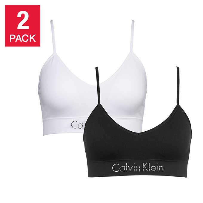 31295de4ef762f Calvin Klein Ladies  Seamless Bralette