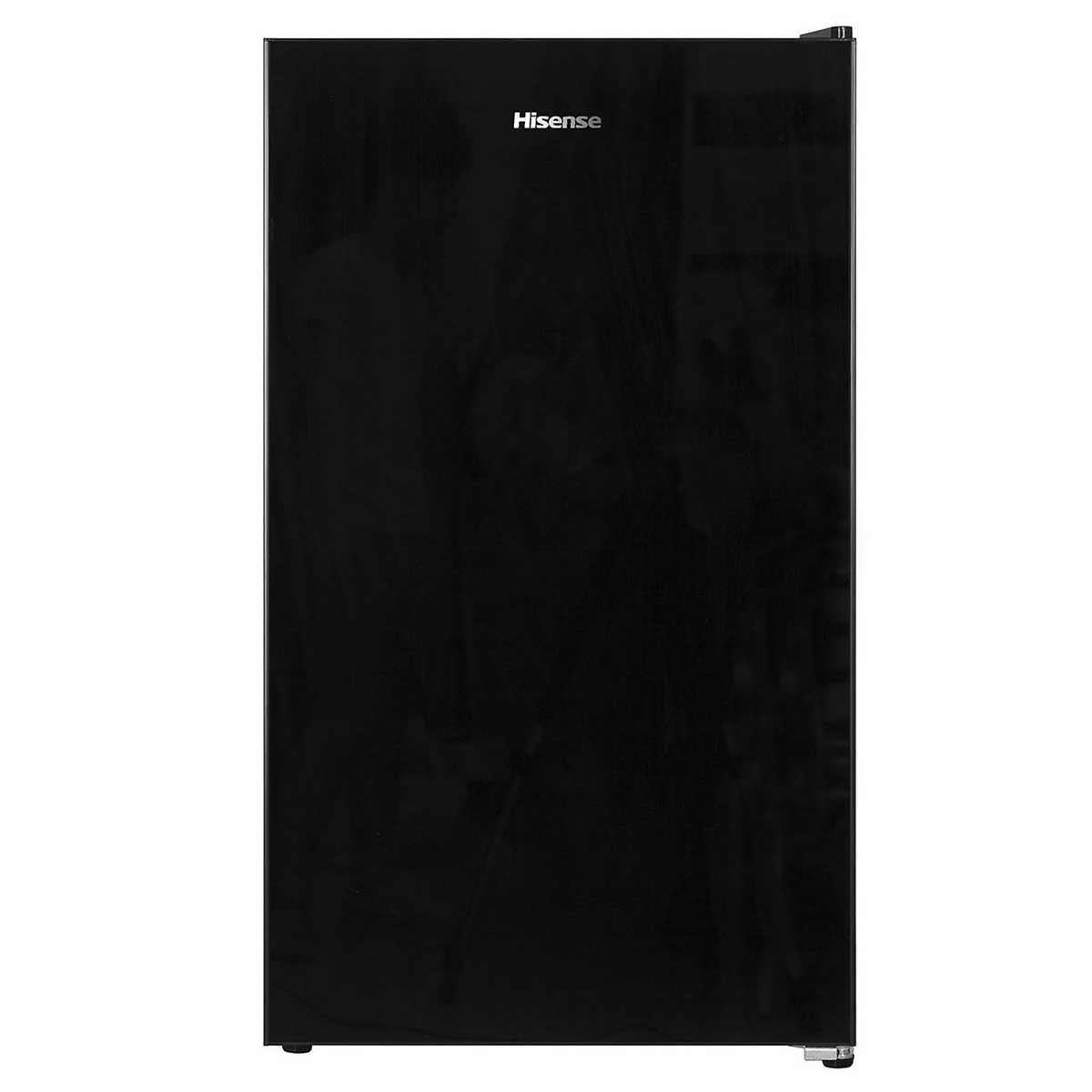 Hisense 4 4 cu ft Glass Door Compact Refrigerator - RS44G1