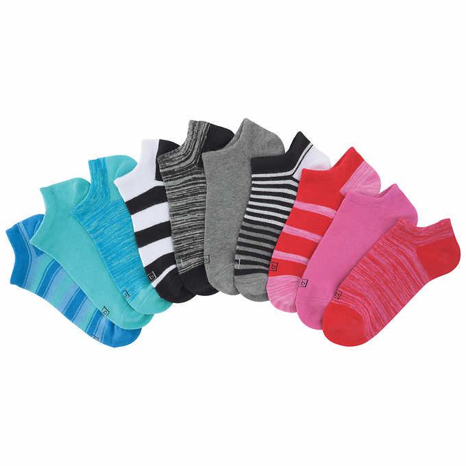 671505349 K. Bell Ladies  No Show Sock