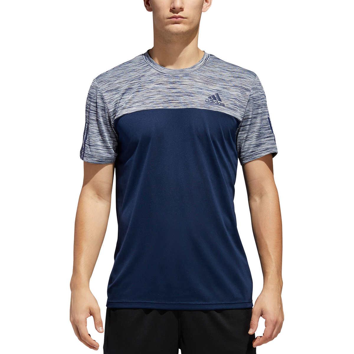 98593766eff Adidas Mens Training Ultimate Hooded Long Sleeve Tee | Kuenzi Turf ...