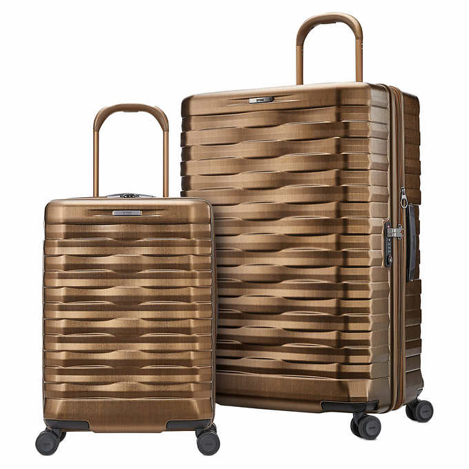 7a0880f7d3a8 Hartmann Excelsior 2-Piece Hardside Spinner Luggage Set