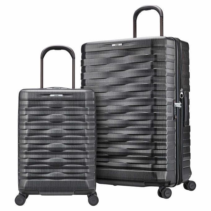 493673649 Hartmann Excelsior 2-Piece Hardside Spinner Luggage Set