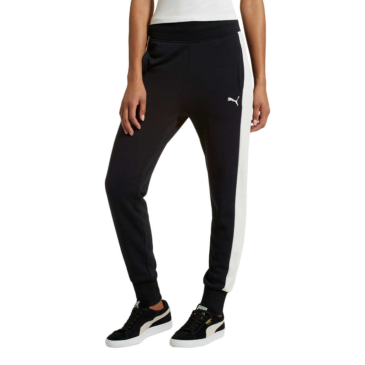 9d1f06c6f8a8 Puma Ladies  French Terry Jogger