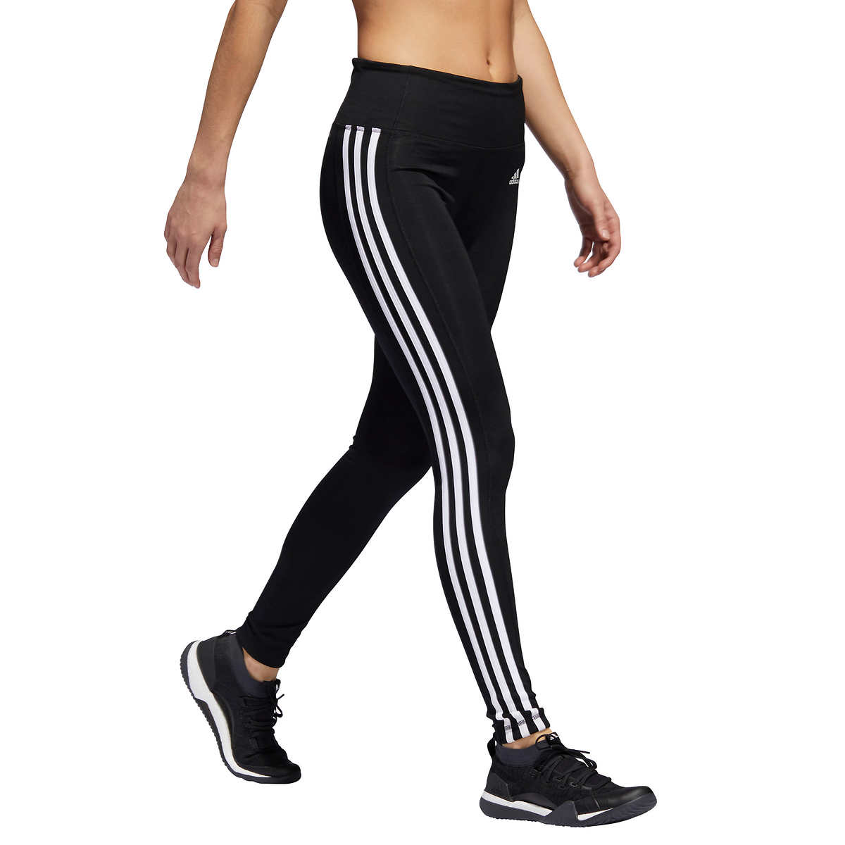 7d2ffa2b768e adidas Ladies  3-Stripe Tight