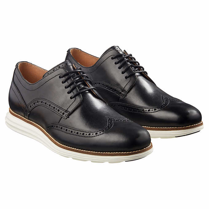 a739111e1e2 Cole Haan Men's Original Grand Wingtip Oxford Shoe