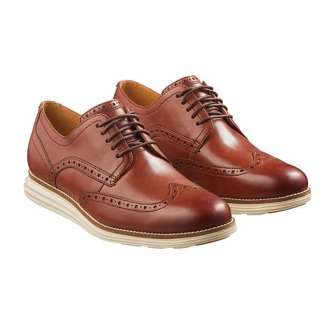 8b962fe0e6c366 Cole Haan Men s Original Grand Wingtip Oxford Shoe. brown 1 brown 1