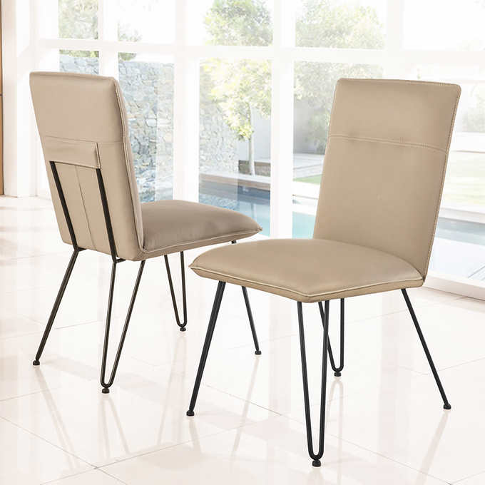 Stupendous Danni Dining Chair 2 Pack Gamerscity Chair Design For Home Gamerscityorg