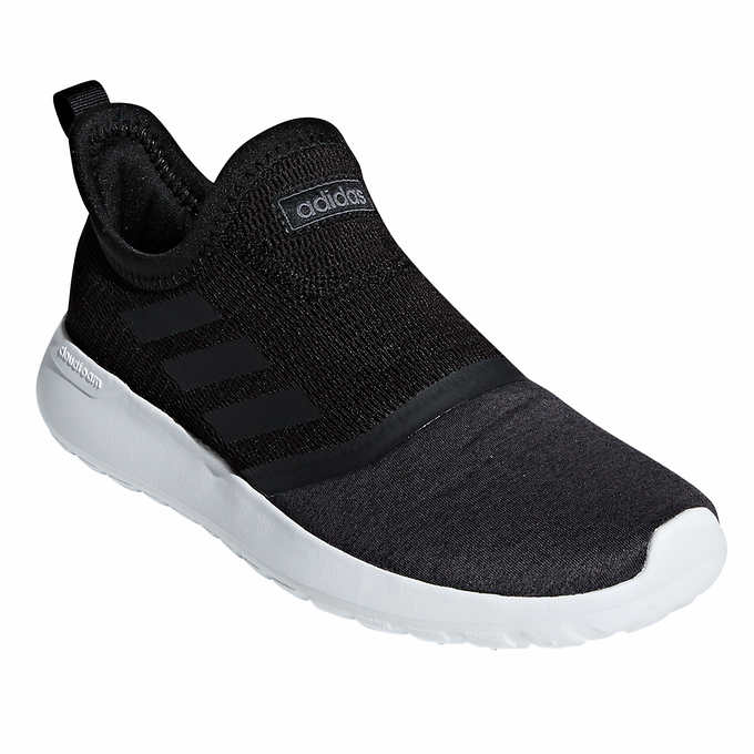 a6974741ea1f adidas Ladies  Slip-On Shoe. black 1 black 1