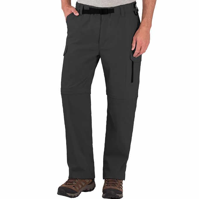 fcd94baf BC Clothing Men's Convertible Pant
