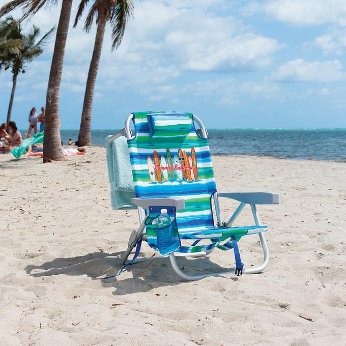 f8d4711937 Tommy Bahama Backpack Beach Chair