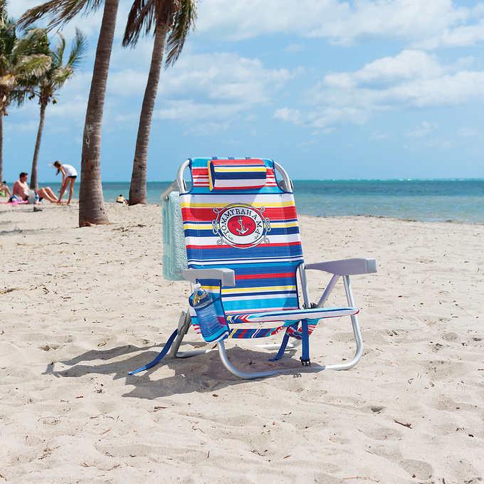 Tommy Bahama Backpack Beach Chair