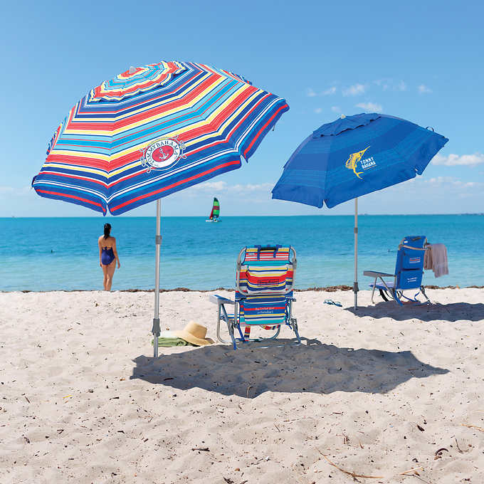 Stupendous Tommy Bahama Beach Umbrella Gmtry Best Dining Table And Chair Ideas Images Gmtryco