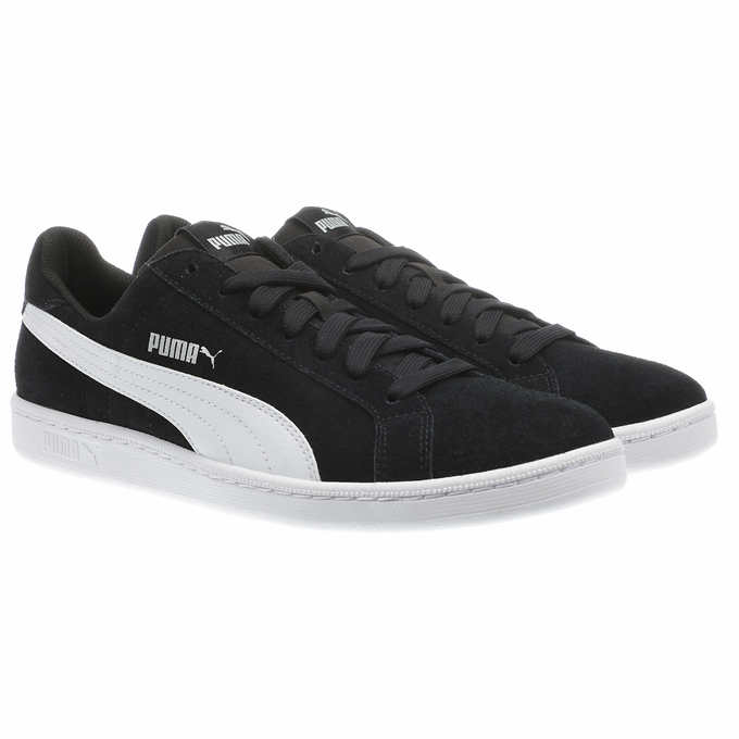 130bac8f052 PUMA Men's Smash Suede Shoe
