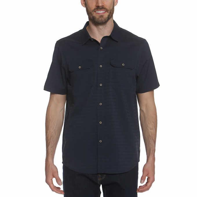 3515b5bb1 ... Men's Short Sleeve Woven. blue 1 blue 1