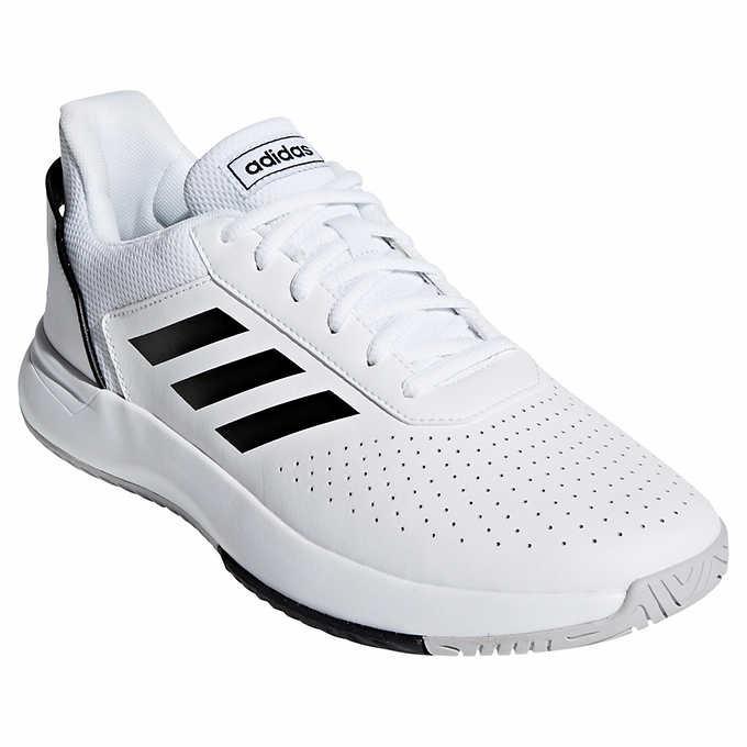 c62a1e37b2bd ... adidas Men's Court Shoe. white 1 white 1