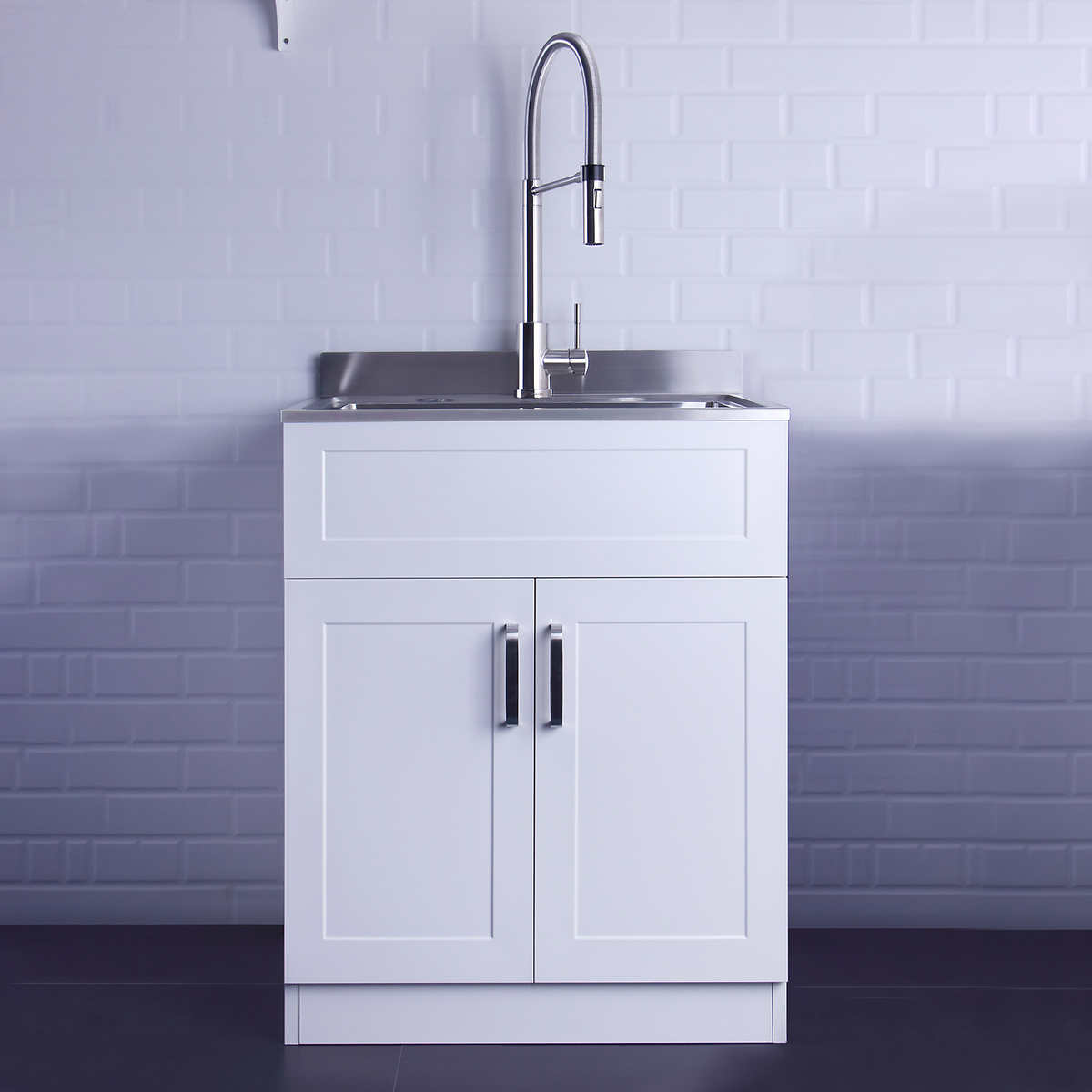 Stainless Steel Laundry Sink 25\