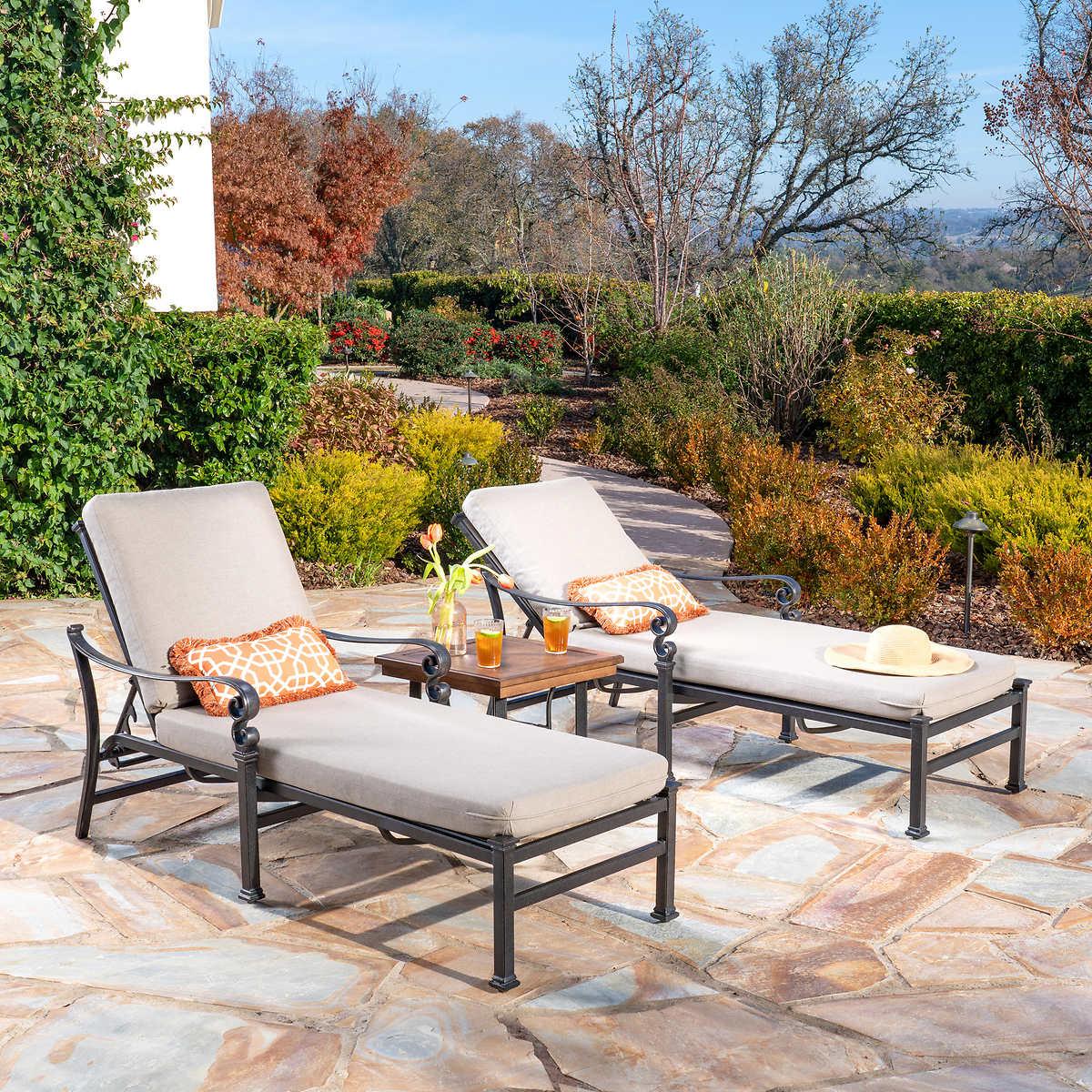 Costco Meridian Outdoor Furniture
