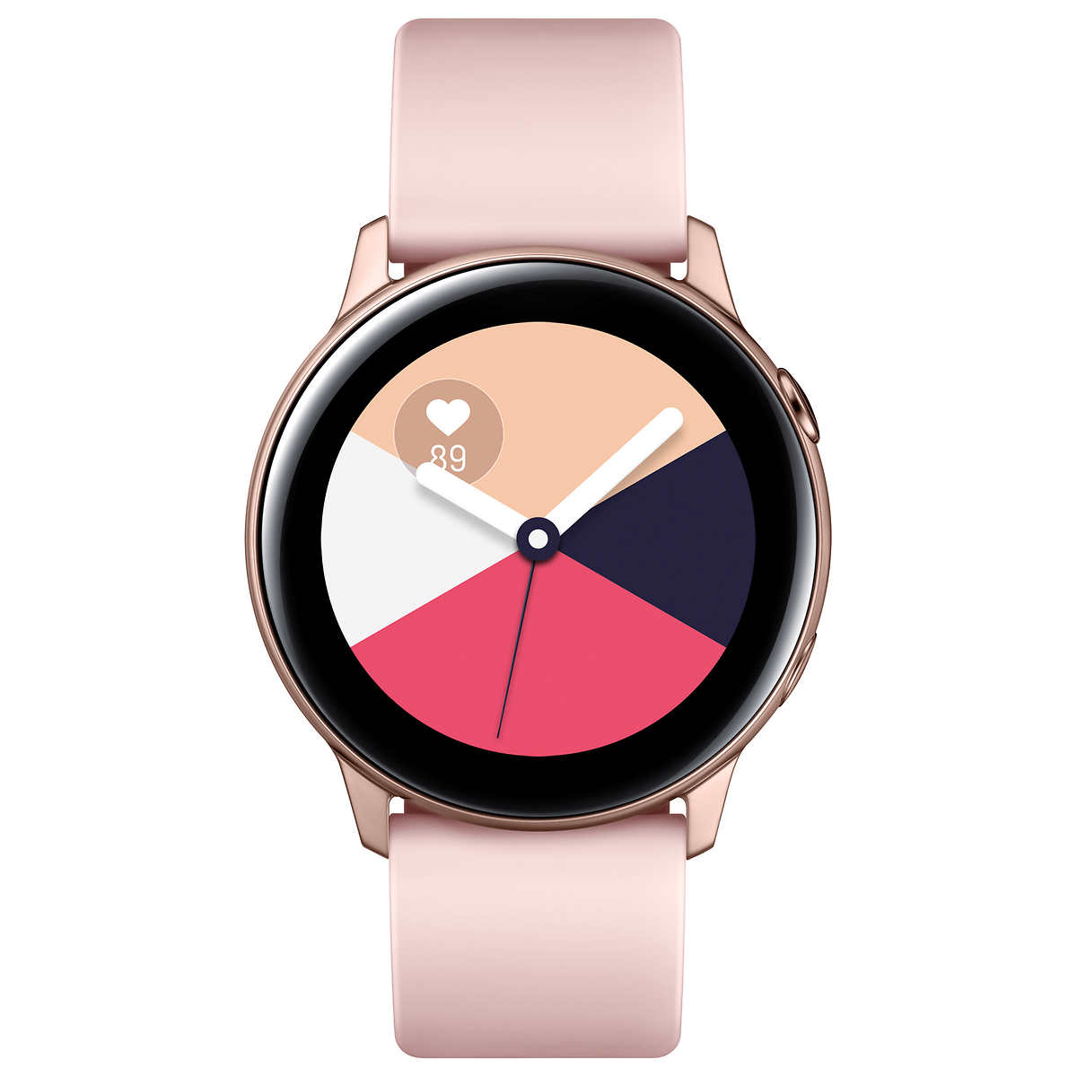 3dc04963265f01 ... Samsung Galaxy Active Smartwatch 40mm - Rose Gold. 1 1