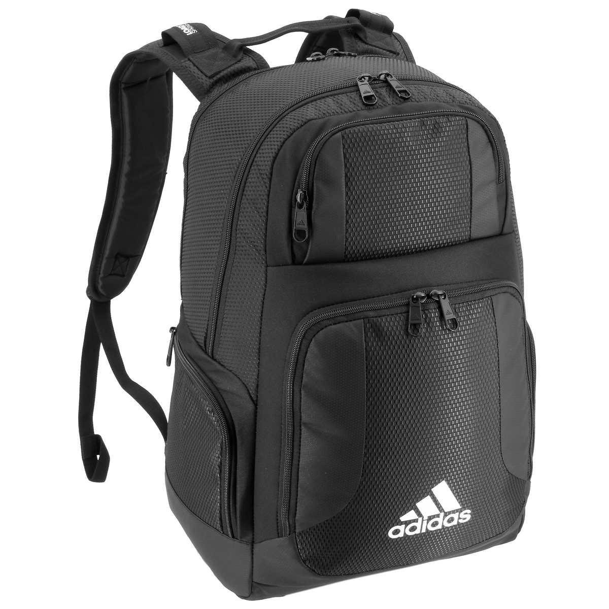 4d534b2ead0 Adidas Strength Backpack, Black