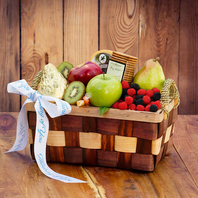 Image result for fruit baskets for women