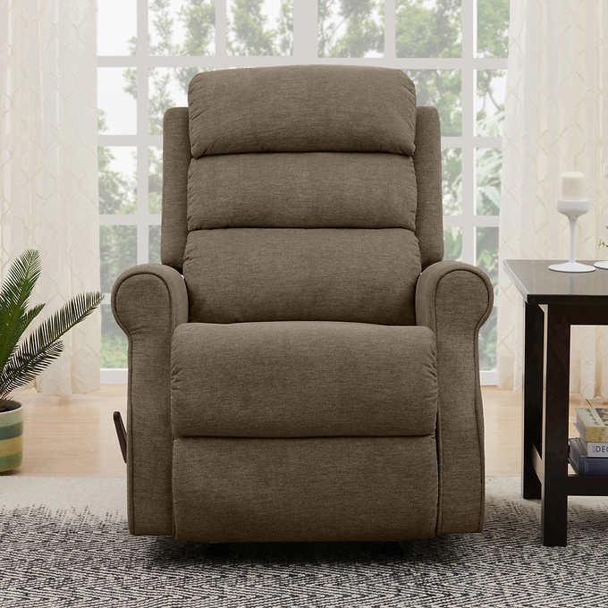 Excellent Langdale Fabric Rocker Recliner Machost Co Dining Chair Design Ideas Machostcouk