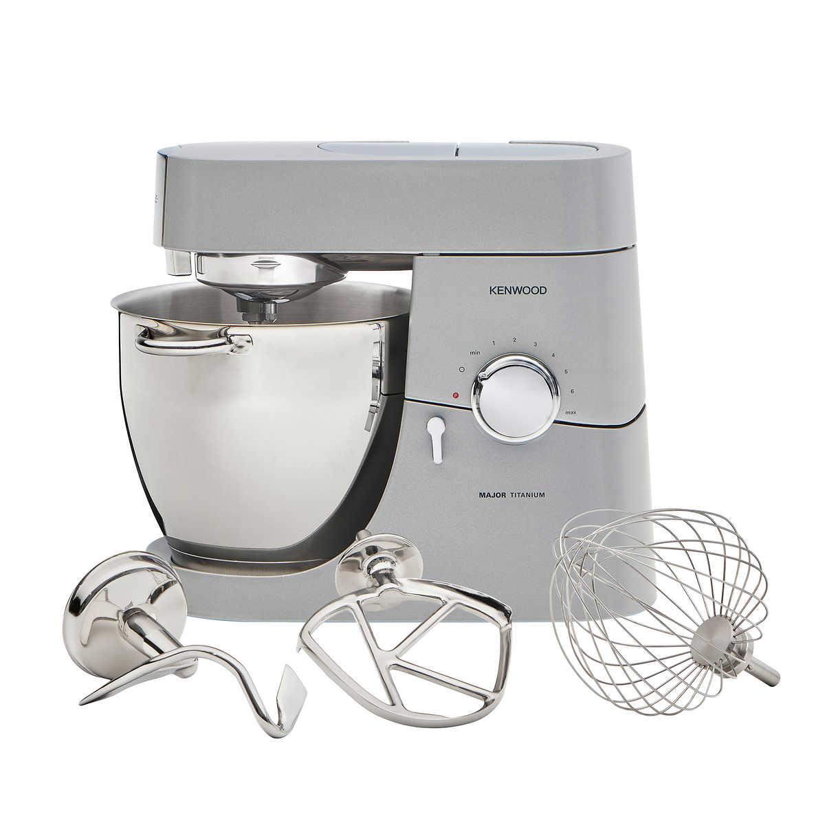 Kenwood Chef Major 7 Qt Kitchen Machine