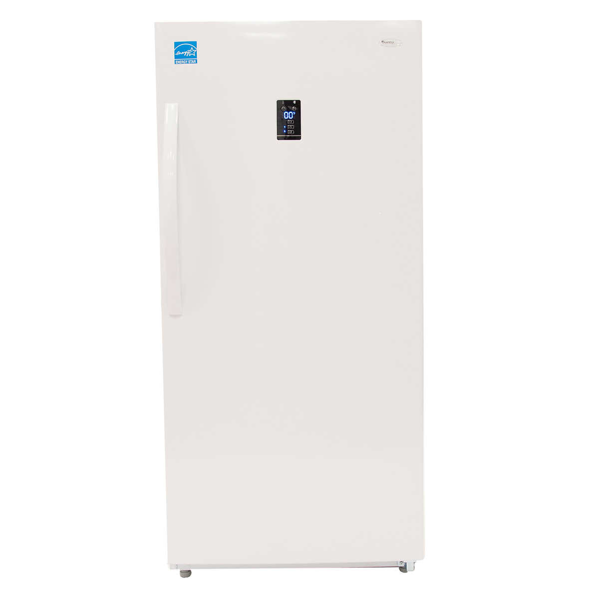 Danby 13 8CuFt, White Upright Freezer, DUF140E1WDD