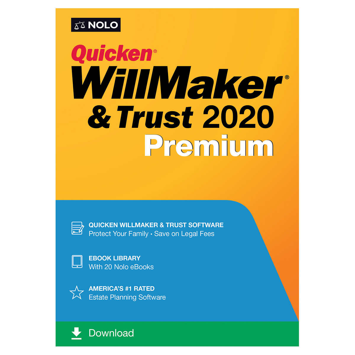 Quicken Home And Business 2020.Quicken Willmaker And Trust 2020 Premium Pc Mac Download E Delivery