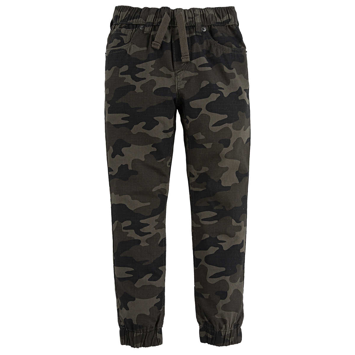 5596ba77ee Levi's Youth Slim Fit Ripstop Jogger, Camo