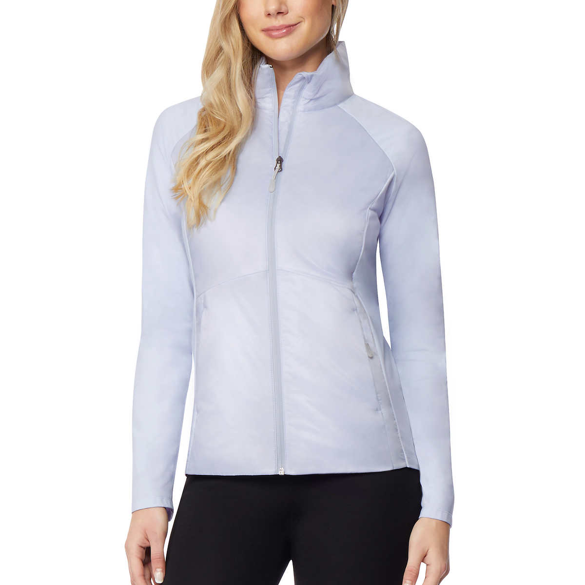 29157a7c1 32 Degrees Ladies' Lightweight Mixed Media Jacket