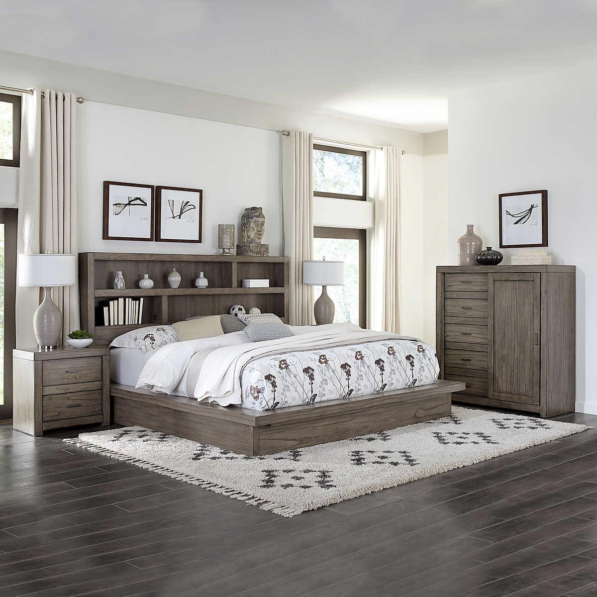 Anoka 4-piece King Bedroom Set