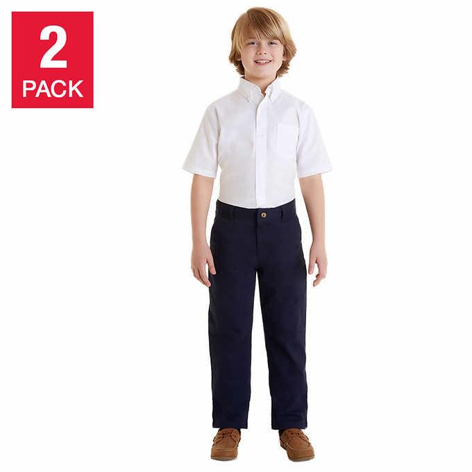 edb631776b5 French Toast School Uniform Pant, 2-pack