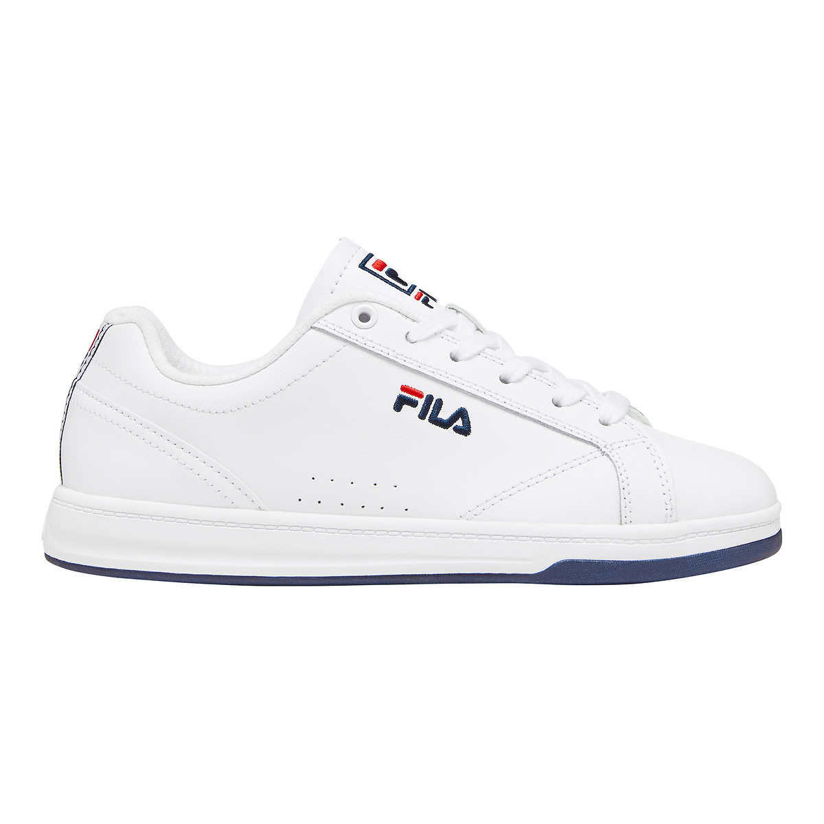 2e9c7fb360 Fila Ladies Leather Court Shoe