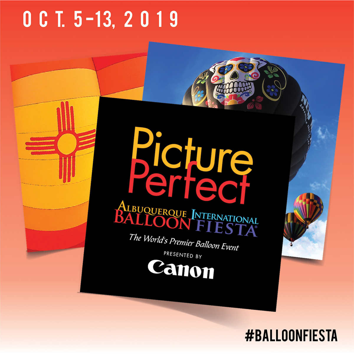 Albuquerque Balloon Fiesta 4-pack, eTickets, New Mexico