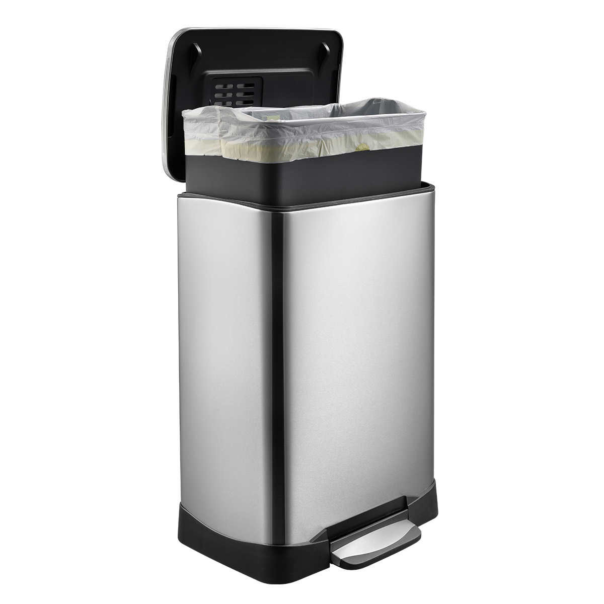 Neocube 50l Stainless Steel Trash Can
