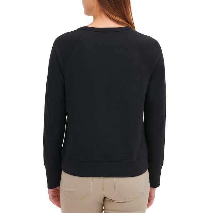 DKNY Ladies' Logo Sweatshirt