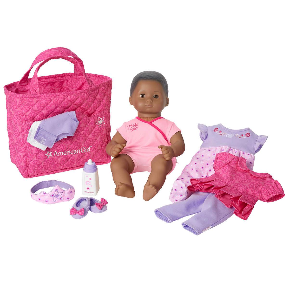 American Girl Doll Gift Card Holder for Girls   New