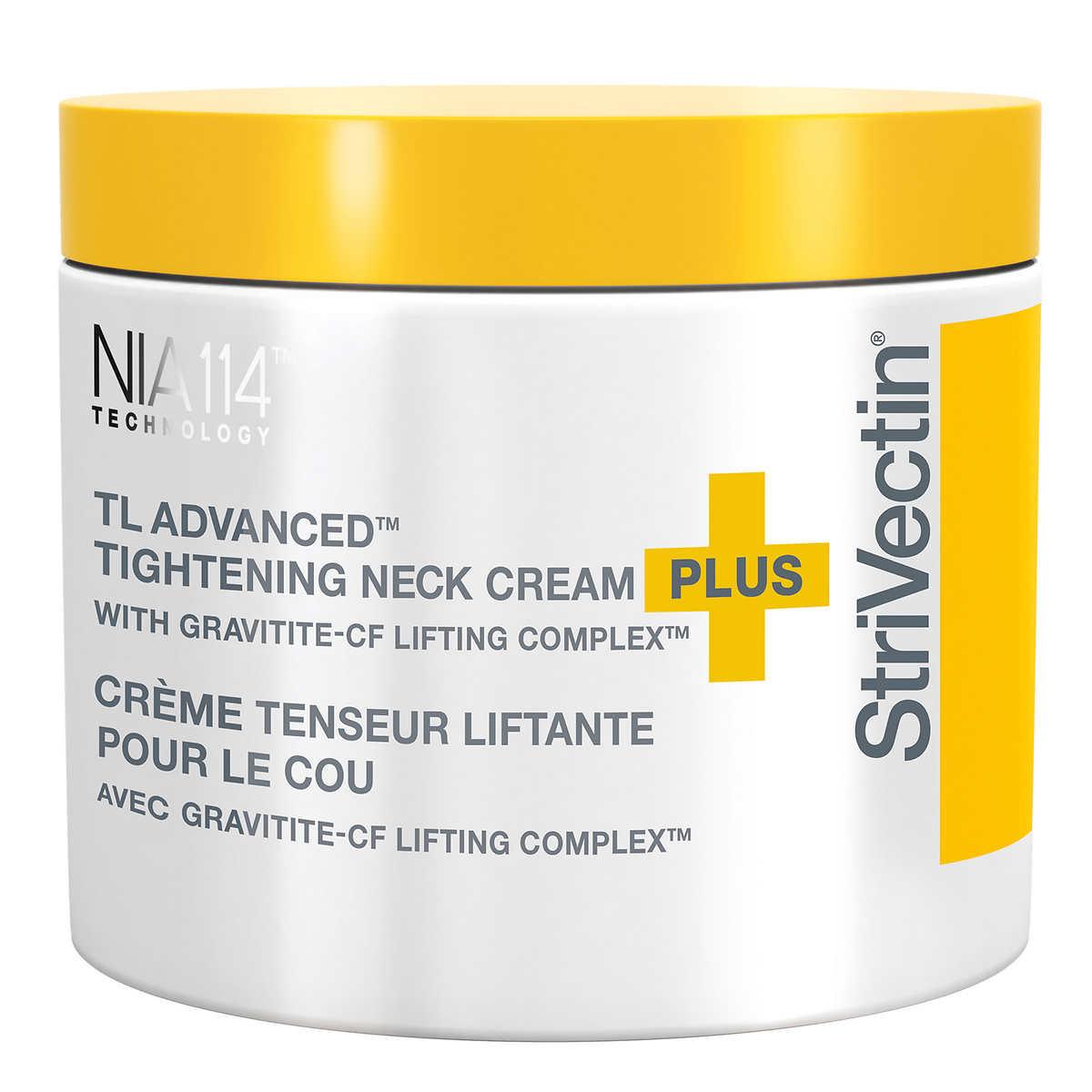 Strivectin Tl Advanced Neck Cream Plus 3 4 Fl Oz