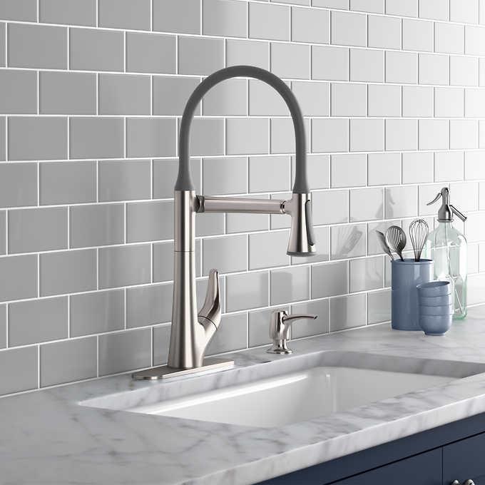 Kohler Arise Pull-Down Kitchen Faucet
