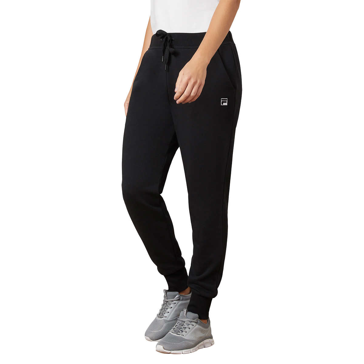 Fila Ladies' French Terry Jogger Pants